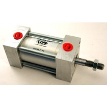 "0208-075 Air Cylinder 1-1/4"" Bore 1"" Stroke"