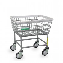 100E/ANTI Antimicrobial Laundry Cart
