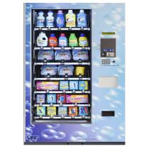 1200-Vcnc Vision Vender Vending Machine Without Compressor By Vend Rite Manufacturing