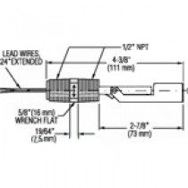 140-020 Switch, Level, Float, Magnetic Reed