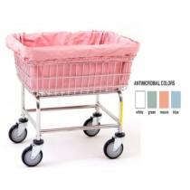 Antimicrobial Basket Liner for E, D and G Baskets Green Color