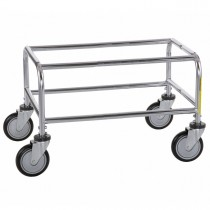 Large Tubular Base* w/Casters                               (for 200 series carts)