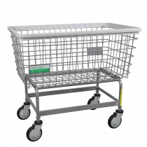 "201H/ANTI Antimicrobial Mega Capacity ""Big Dog"" Laundry Cart"
