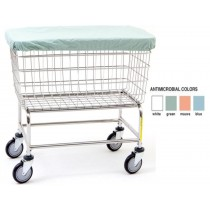 Antimicrobial Basket Cover for F Basket Green Color