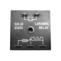 330-003 Relay, Solid State, Latching, 1A, 24Vac, Flip-Flop