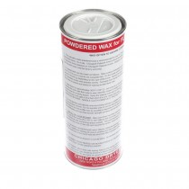 4006-000-01 Powdered Wax  1-1/2 Lbs Can^