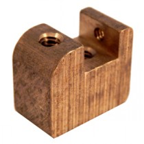 4215-600 Bracket Brass U-Shape