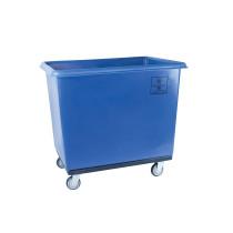 12 Bushel Standard Poly Truck Blue Color