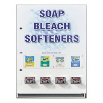 4 Column Soap Vender for Vended Soap