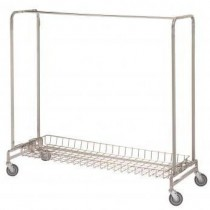 Basket Shelf for 715 and 725 Garment Racks