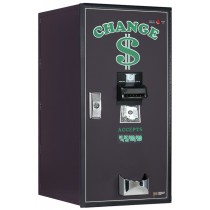 Front Load Banknote Changer