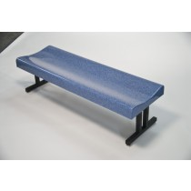 Bench Seating BFS-48-BENCH In Ocean Wave