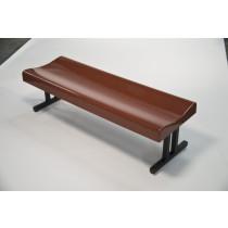 Bench Seating BFS-72-BENCH In Brownstone