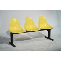 Modular Seating CMD-3 And 3 Chairs In Marigold