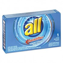 D-S-2979267 All Detergent 1 Load Box - Case of 100 Units