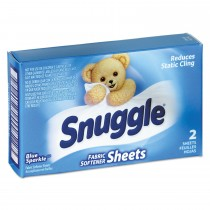 D-S-2979929 Snuggle Fabric Softener Sheets 2 Per Box - Case of 100 Units