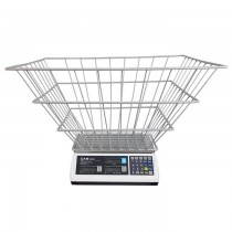 Digital Price Computing 60 lb. Scale with Dual Display - Legal for Trade