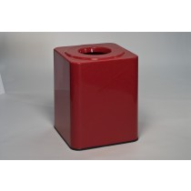 Trash Containers RCC-32 In Holly Red