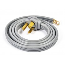 TJ5656 - Dryer 220V Electrical Cord 6Ft 3 Wire Gray