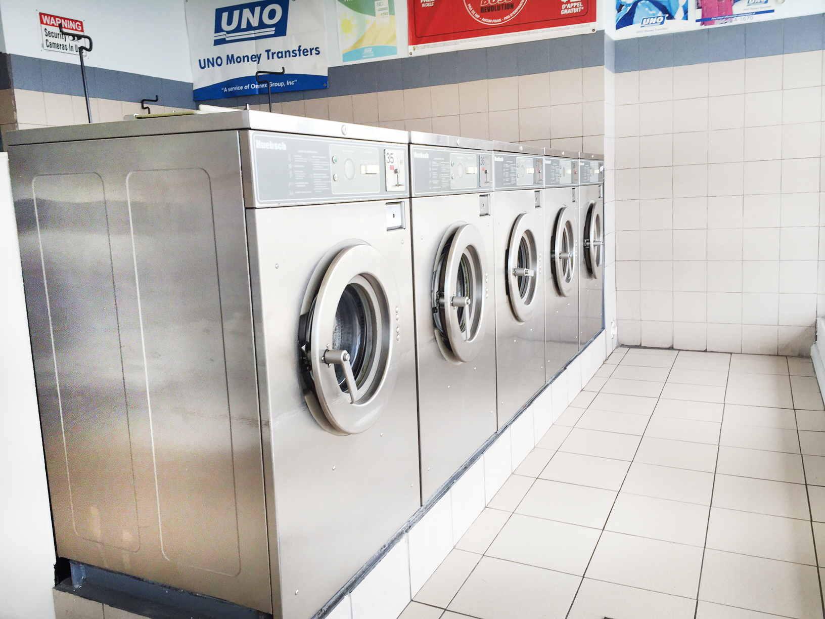 Coin Laundromats For Sale
