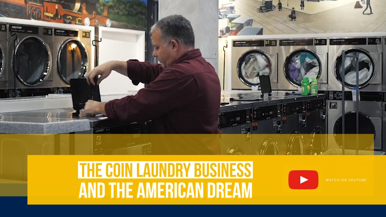 The Coin Laundry Business And The American Dream - Click to watch video