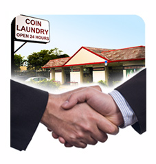 Coin Laundry for Sale