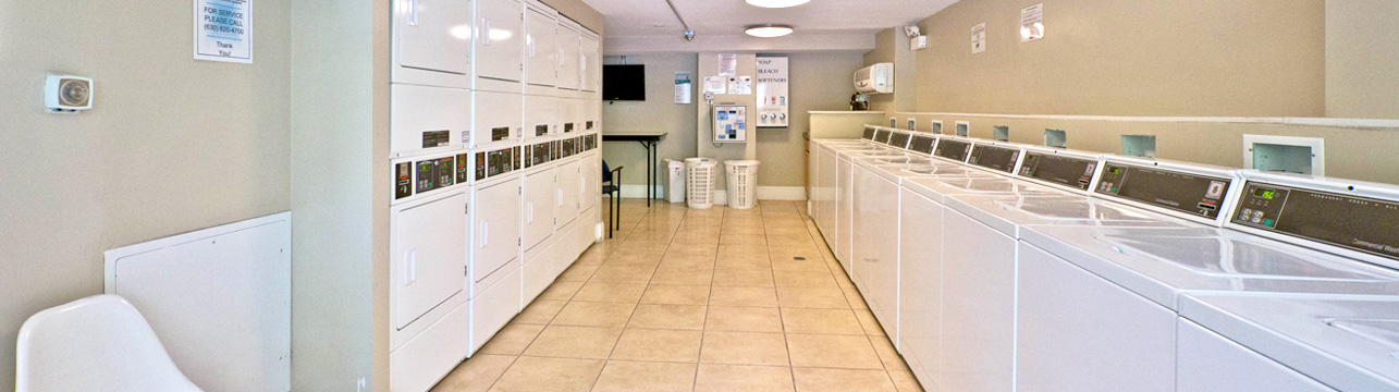 Commercial Coin Laundry