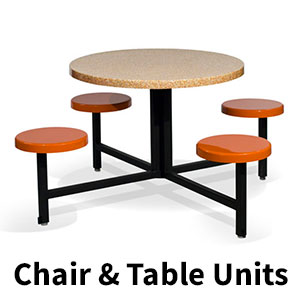 Chair & Table Units