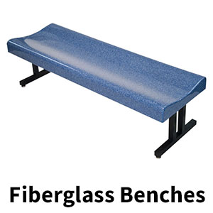Fiberglass Benches