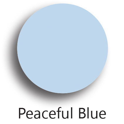 Peaceful Blue